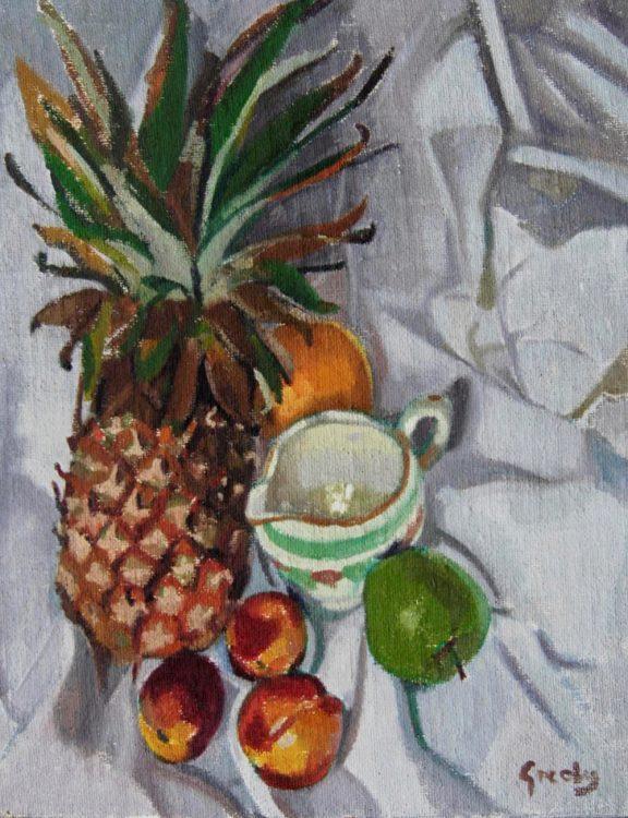 Maureen Grealy - Pineapple